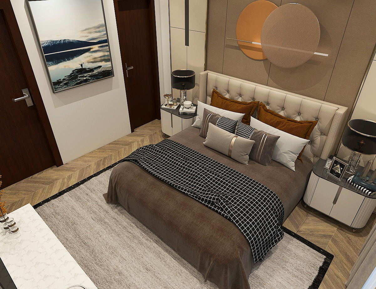 Regal Empire One Bed Room